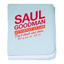 Breaking Bad - Saul Goodman baby blanket