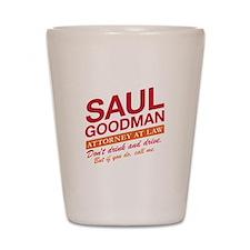 Breaking Bad - Saul Goodman Shot Glass