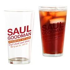 Breaking Bad - Saul Goodman Drinking Glass