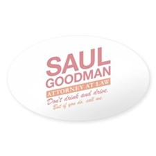 Breaking Bad - Saul Goodman Decal