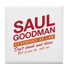 Breaking Bad - Saul Goodman Tile Coaster