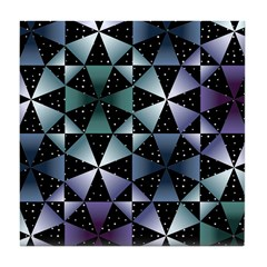 Kaleidoscope Tile Coaster