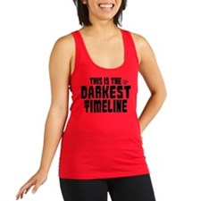 This Is The Darkest Timeline Community Racerback T