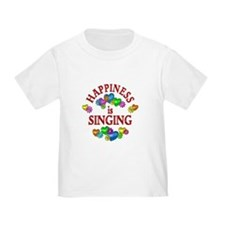 Happiness is Singing T