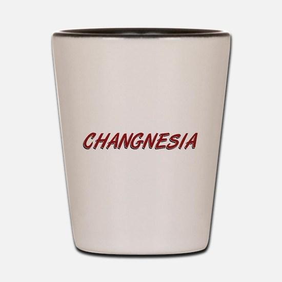 Changnesia Community Shot Glass