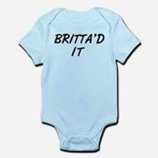 Britta'd It Community Body Suit