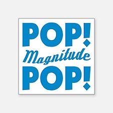 Community Pop Pop Magnitude Sticker