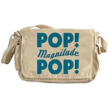 Community Pop Pop Magnitude Messenger Bag