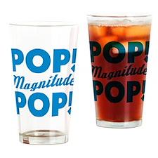 Community Pop Pop Magnitude Drinking Glass