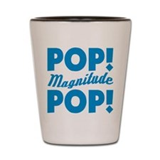 Community Pop Pop Magnitude Shot Glass