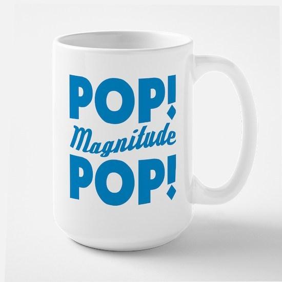 Community Pop Pop Magnitude Mugs