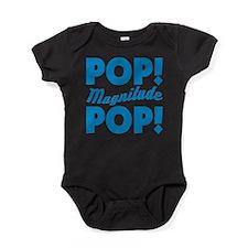 Community Pop Pop Magnitude Baby Bodysuit