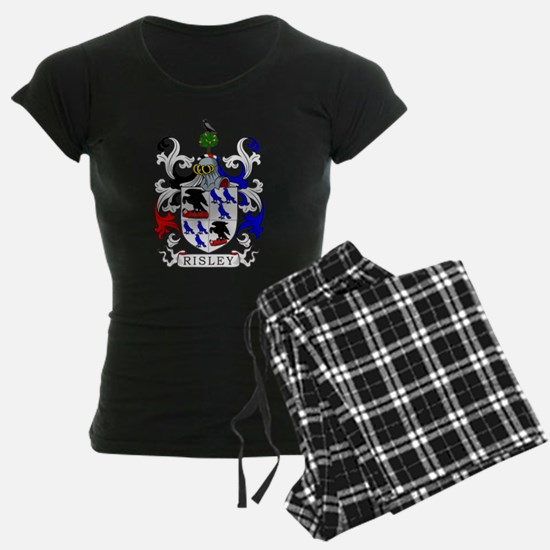 Risley Coat of Arms I Pajamas