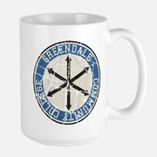 Greendale Community College Vintage Mugs