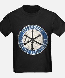 Greendale Community College Vintage T-Shirt