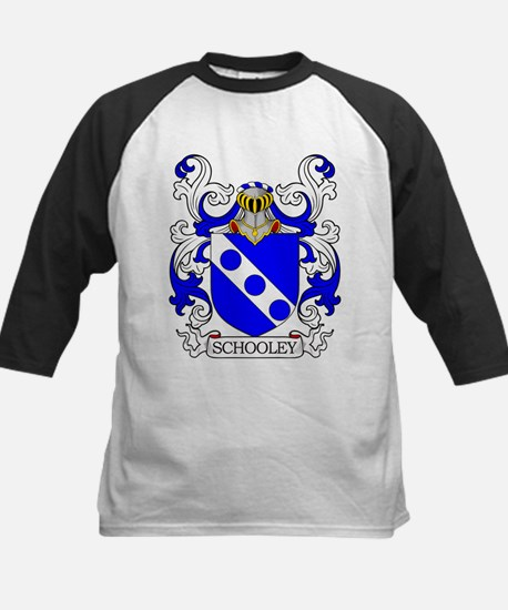 Schooley Coat of Arms Baseball Jersey