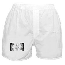 Absalom Swirls Boxer Shorts