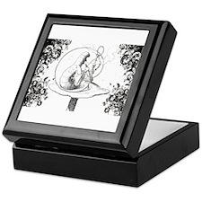 Absalom Swirls Keepsake Box