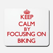 Biking Mousepad