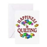 Quilters Greeting Cards