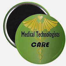 Medical Technologists Care Magnet