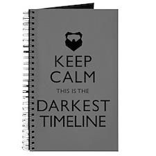 Keep Calm Darkest Timeline Community Journal