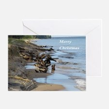 Driftwood Buried Greeting Cards