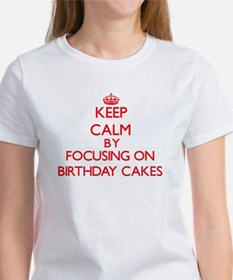 Birthday Cakes T-Shirt