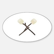 Camp Marshmallows Decal