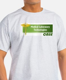 Medical Laboratory Technologists Care T-Shirt