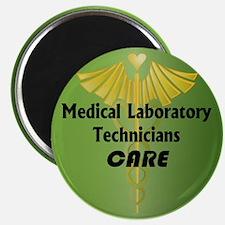 Medical Laboratory Technicians Care Magnet