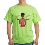 Decisions Decisions Green T-Shirt
