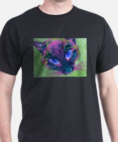 Siamese Psychedelic T-Shirt