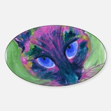 Siamese Psychedelic Decal