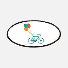 Balloon Bike Patches