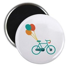 Balloon Bike Magnets
