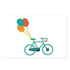 Balloon Bike Postcards (Package of 8)