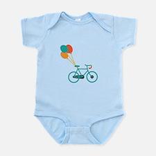 Balloon Bike Body Suit