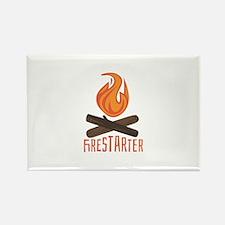 Firestarter Campfire Magnets