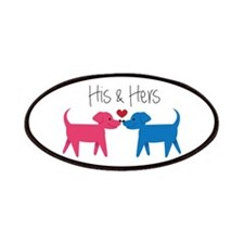 His & Hers Patches