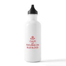 Blue Blood Water Bottle
