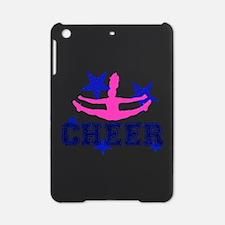 Pink and Blue Cheerleader iPad Mini Case
