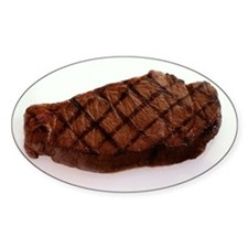 Steak Decal