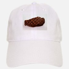 Steak Baseball Baseball Cap