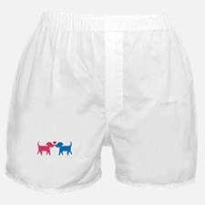 Puppy Love Boxer Shorts
