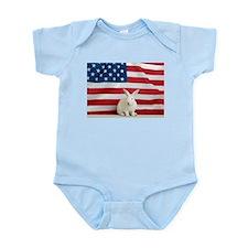 Stormin' Norman Infant Bodysuit