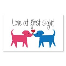 Love @ First Sight Decal