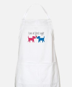 Love @ First Sight Apron
