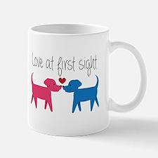 Love @ First Sight Mugs
