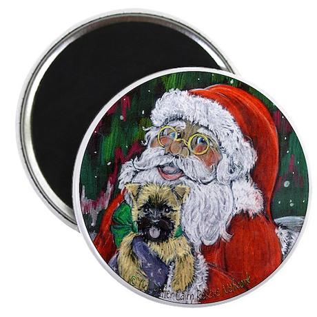 Santa and Me Cairn Magnet (10 pk)